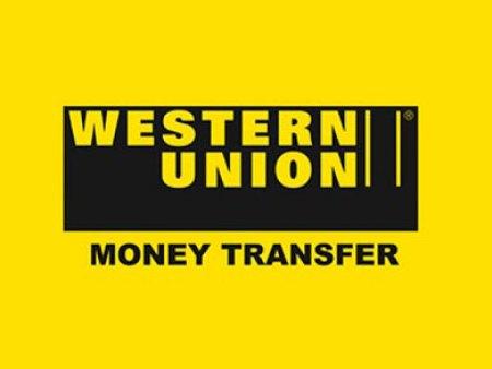 using western union