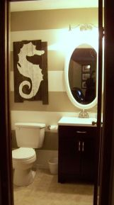 muebles de palets para cuarto de baño