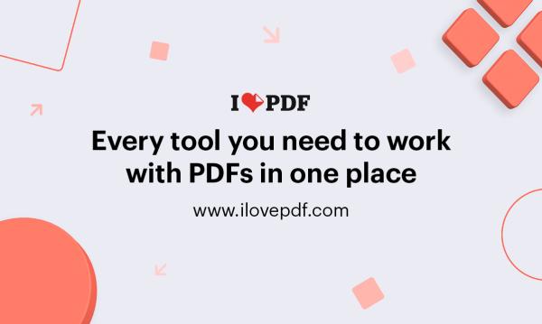 iLovePDF | Online PDF tools for PDF lovers
