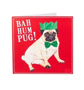 Bah Hum Pug Christmas Special Offer I Love Pugs
