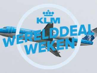 KLM Werelddeal Weken Rome