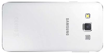 Samsung Galaxy A3 - poza spate