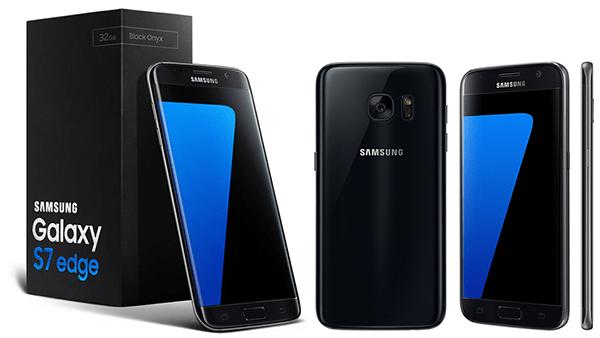 Samsung Galaxy S7 Edge - Design și construcție