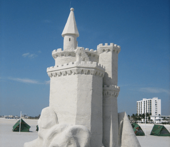 23rd Annual Sand Sculpting Festival