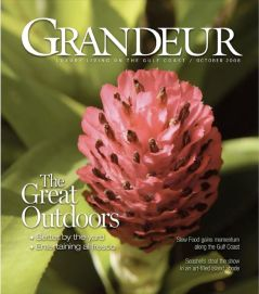 Grandeur Magazine artist Pam Rambo  October 2008
