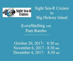 Shelling trip with Pam Rambo iLoveShelling