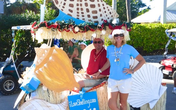 Captiva Christmas Parade Gets Xtreme