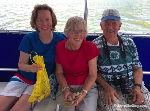 Boating and Beach Combing in Bonita Springs