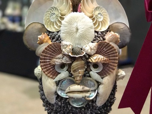Seashell Art and Education at the Sarasota Shell Show