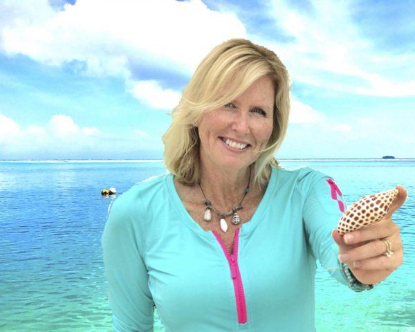 Pam Rambo beachcomber shelling guide