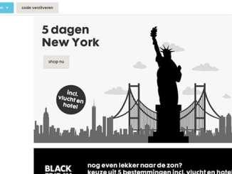 HEMA Black Friday stedentrip naar New York
