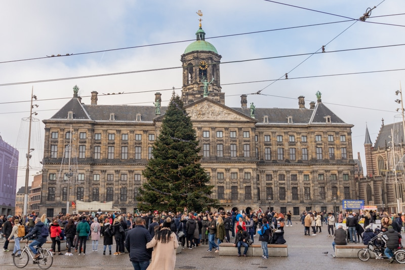 Beeldbank Amsterdam: Paleis op de Dam
