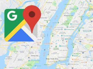Offline navigatie stedentrip Google Maps