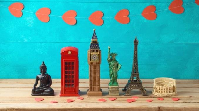 Valentijnsdag: Romantische stedentrip naar Parijs, Rome of Barcelona