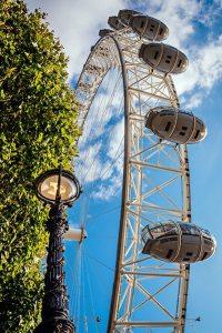 Londen Eye reuzenrad