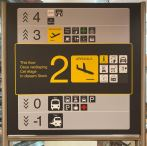 Ontvangshal Brussel Airport