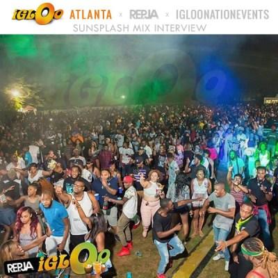 Full Igloo Atlanta x RepJA Interview