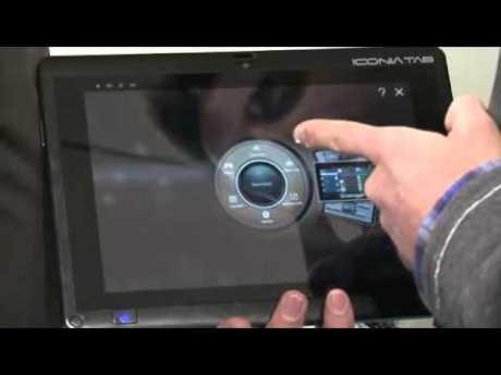 Acer Iconia Tab W500 : Fiche Technique Complète 1
