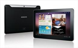 Samsung Galaxy Tab 10.1 : Fiche Technique Complète 2