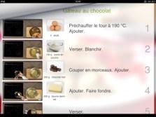 Cookineo : Devenir un chef cuisinier grâce à son iPad ! 3