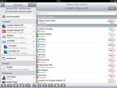 Gérer vos comptes facilement avec iCompta 2 sur iPad 5