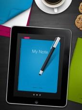 Bamboo Paper : Wacom propose une application de prise de notes pour iPad 1