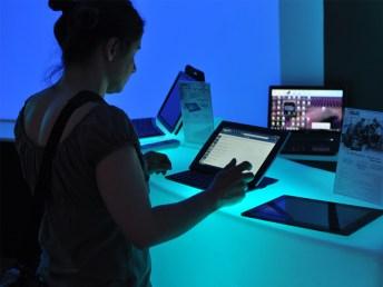 La tablette Asus Eee Pad Slider disponible sur le site Amazon en Allemagne 2