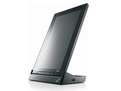 La tablette tactile Lenovo ThinkPad Tablet disponible aux USA pour 499$ 1
