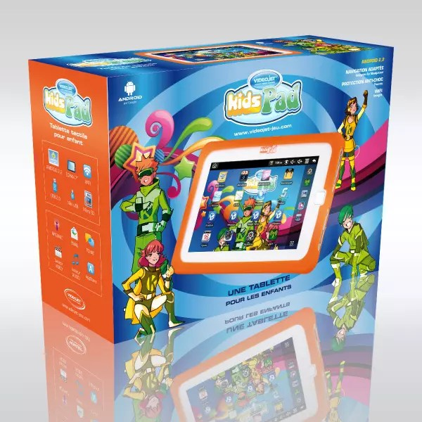 Kids Pad : la tablette tactile pour les enfants de 6 à 12 ans 8