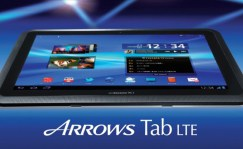 Fujitsu Arrows Tab : une tablette tactile waterproof 6