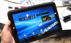 Fujitsu Arrows Tab : une tablette tactile waterproof 4