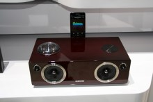 CES 2012 : l'Audio Dock Samsung DA-E750 4