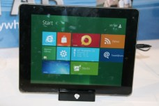CES 2012 : Tablette Skytex SkyTab X series sous Windows 8 6