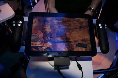 Razer Projet Fiona : la tablette tactile 100% gamers au CES 2012 en images et vidéos 1