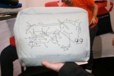 CES 2012 : Accessoire BOSIGN Tablet pillow 4