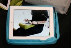 CES 2012 : Accessoire BOSIGN Tablet pillow 3