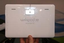 WikiPad : la tablette tactile 3D sans lunettes sous Android ICS en images et vidéo au CES 8