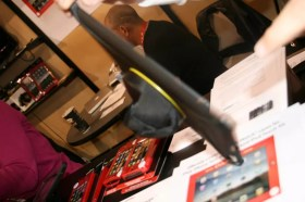 CES 2012 : Turn Tablet Headcase pour iPad 1 et iPad 2 3