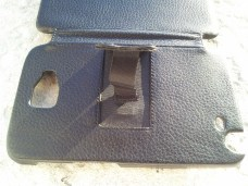 Housse Samsung Galaxy Note en cuir par Norêve 5