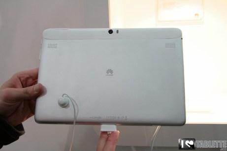 Huawei MediaPad 10FHD : Une tablette Android 4.0 avec un processeur Nvidia Tegra 3 6