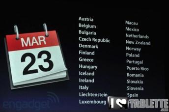 Apple Nouvel iPad (iPad 3) : Fiche technique complète Nouvel iPad (iPad 3), photos ! 11