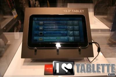 Toshiba Excite AT335 : une tablette Toshiba de 13,3 pouces sous Android 4 en juin 1