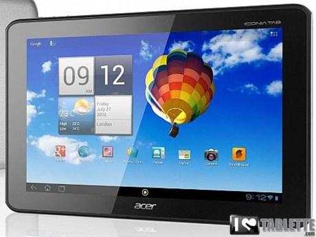 Acer Iconia Tab A700 : Disponible en pré-commande chez RueDuCommerce 2