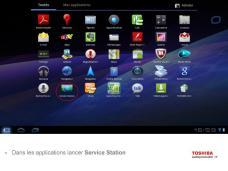 Toshiba AT200 : mise à jour vers Android 4 IceCream sandwich dès aujourd'hui 4