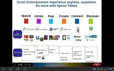 Une tablette Sony Xperia en préparation ? 4