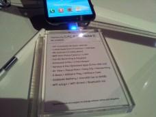 Samsung Galaxy Note 2 : présentation et prise en main en exclu ! 16