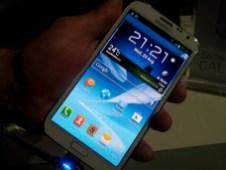 Samsung Galaxy Note 2 : présentation et prise en main en exclu ! 14