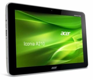 Acer Iconia Tab A210 : la grande soeur de la Iconia Tab A200 15