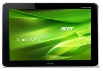 Acer Iconia Tab A210 : la grande soeur de la Iconia Tab A200 9