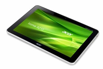 Acer Iconia Tab A210 : la grande soeur de la Iconia Tab A200 6